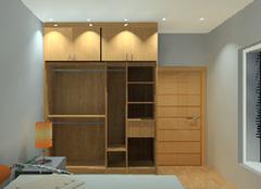整体衣柜选购小诀窍 让卧室更显收纳