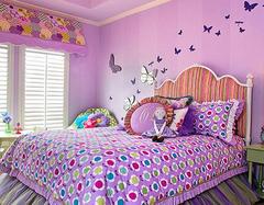 儿童房装修选购板材须注意事项 充满了童趣味