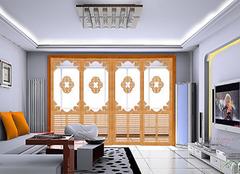 客厅隔断门怎么挑选才会更唯美