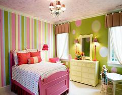 儿童房装修风格设计 特别漂亮!