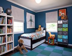 儿童房装修注意哪些误区 给孩子不一样的成长环境!