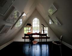 阁楼书房怎么设计? 这些要点须注意