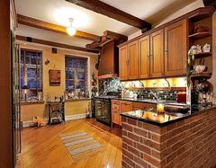 个性厨房设计方案 四种风格任选一