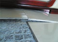  地板砖有裂缝空鼓怎么办 换新的不是唯一方法