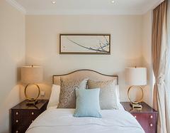 卧室装修布置三大要点 床头小细节不能忽视