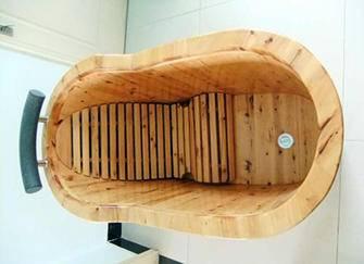 实木浴桶选购小诀窍 给你更好的享受