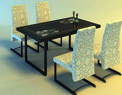 餐桌椅也讲究风水 认真挑选让家更美好