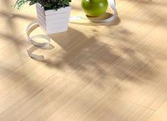 如何保养竹地板 清新度过三伏天