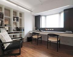 介绍三种卧室飘窗改造书房方案案例 不要浪费每一坪空间