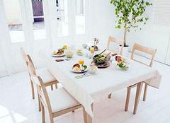 保养家庭餐桌的方法有哪些 学好才能用得久