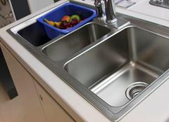 厨房水槽选购注意事项 选错连哭都来不及!