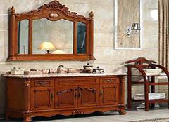 浴室柜分类解析 打造独一无二好卫浴