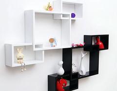 墙面置物架安装方法及原则详解