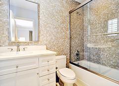 卫生间墙砖选购原则 卫生间墙砖铺贴方法