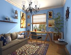 室内墙面装饰有哪些种类? 齐装小编来解析