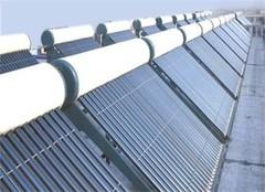 太阳能热水器装的好 安装注意点必要看