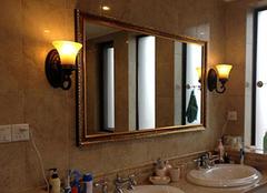 保养浴室镜子的方法有哪些 让你的镜子时刻明亮