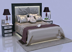 双人床挑选的一些技巧 夜夜拥有优质睡眠