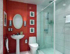 卫生间隔断玻璃选购技巧有哪些 干湿分离更简单
