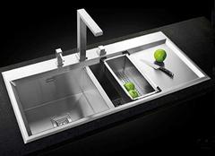 厨房水槽该怎么安装 你更便利的厨房