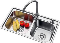 厨房水槽种类哪种好 打造不一样的厨房风格