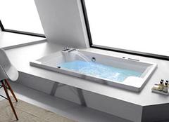 按摩浴缸有哪些优势功能 看完也想买一个