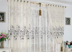 窗帘选择要点注意哪些 让你选到更好的