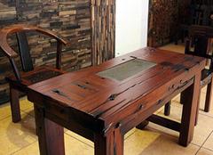 高档家具中的奇葩 船木家具的三大优势