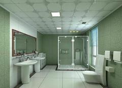 速看!卫浴间集成吊顶安装步骤