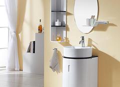 小户型浴室柜怎么挑选比较实用