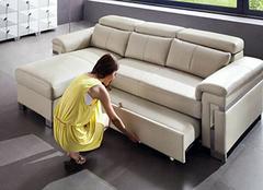 折叠沙发选购有哪些注意事项 选对了才好用