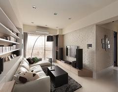 完美客厅软装搭配技巧 客厅的构成也是有窍门的