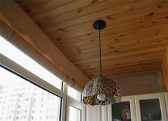 桑拿板吊顶施工工艺 超实用!