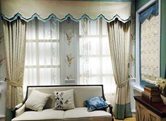 哪种客厅颜色窗帘好看 你家客厅选对了吗