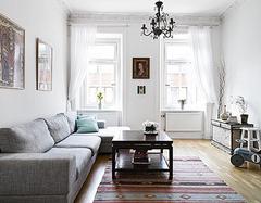 小户型客厅装修技巧大揭秘 小客厅也有大乾坤