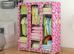 布衣柜怎么安装 这么简单居然不会?