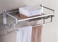 浴巾架材质解析 打造卫浴更质感