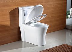 坐便器选购小诀窍 打造卫浴更健康