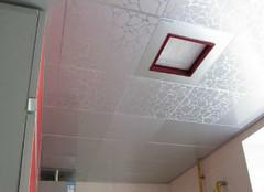 塑钢扣板吊顶特点 了解后方能优选