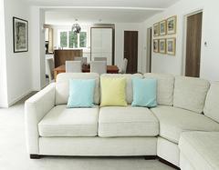 客厅沙发摆放技巧 把控客厅风水的钥匙