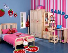 儿童家具挑选的五个细节 用行动关爱宝宝