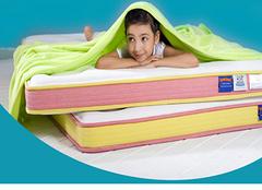 儿童床垫品牌解析 给宝宝更好的睡眠