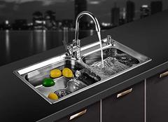 厨房卫生间不锈钢水槽尺寸 给下厨的你一个好心情!