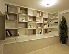 书房书柜怎么选购? 好书配好橱