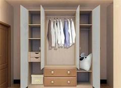 卧室衣柜设计要点 卧室收纳不用愁