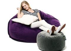 懒人沙发选购技巧讲解 搭配葛优躺给你好舒适夏天