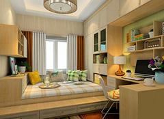 如何设计书房榻榻米 空间设计更完美