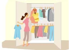 衣帽间如何避免杂物堆积 合理布局助你变身整洁衣帽间