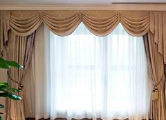 遮光窗帘什么布料好 为居室锦上添花