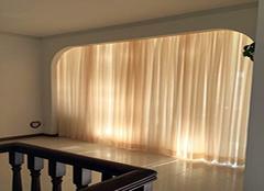 选购电动窗帘重点 整个家都不一样了